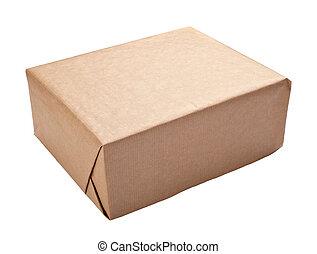 箱子, 包裹, 容器, 包裹