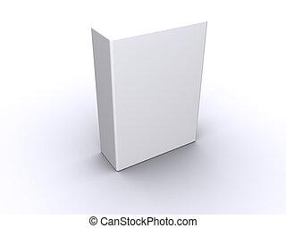 箱子, 空白