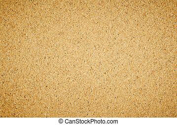 簡單, 套間, 沙子, texture.