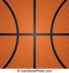 籃球球, 結構