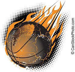 籃球, 大氣現象