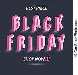 粉紅色, 黑暗, 等量, 概念, 正文, 星期五, 灰色, offer., sale., 背景。, 明亮, 黑色, 做廣告, 季節性, 廣告欄, 旗幟