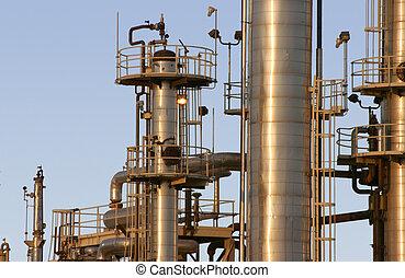 精煉厂, 油, #5