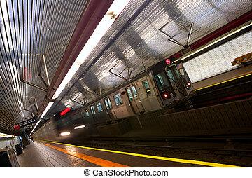 紐約, 地鐵