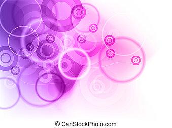 紫色的背景