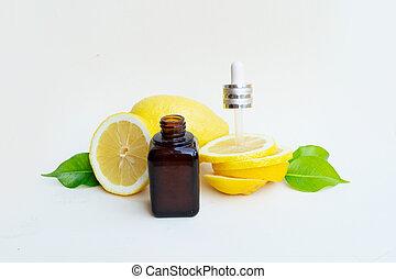維生素, 水果, 油, c, 柑橘屬, 美麗操心, 血清