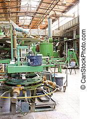 線, 工廠, 2