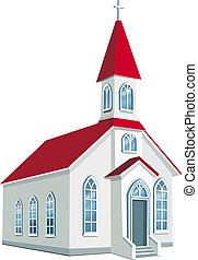 縣, 很少, 基督教徒, 教堂
