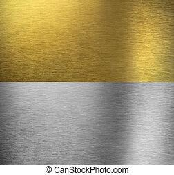 縫, 質地, 鋁, 黃銅