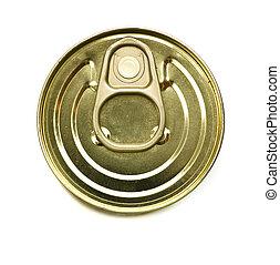 罐頭能, 被隔离