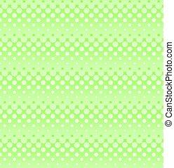 网, 圖案, ligh, seamless, halftone, 綠色, design.