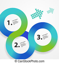 网, 環繞, infographic, 樣板