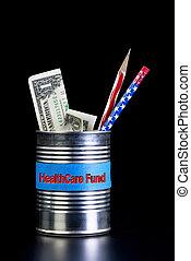 美國人, fund., 健康護理