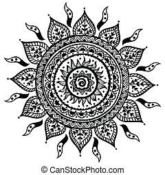 美麗, 印第安語, 裝飾品