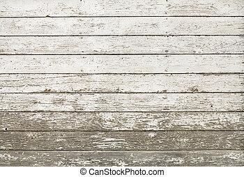 老, 牆, 鄉村, 白色, 板條, 穀倉