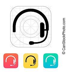 耳機, icon.