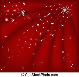 聖誕節, 紅色, 魔術