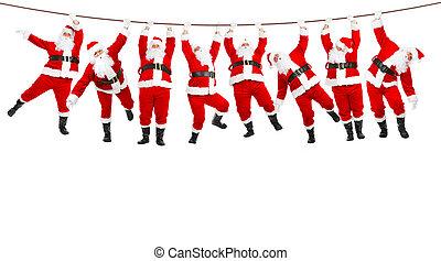 聖誕節, 聖誕老人