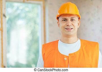 肖像, 建造者