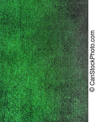 背景, 綠色