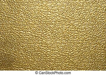 背景, 金, 金屬