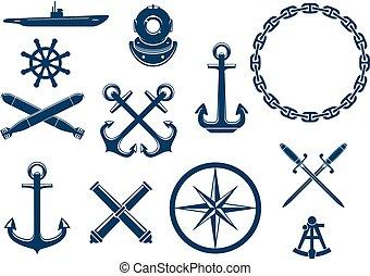 船舶, 集合, 陸戰隊, 圖象