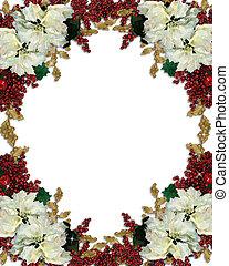 花卉疆界, 一品紅, 聖誕節