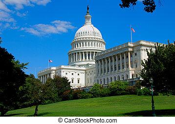 華盛頓 國會大廈, dc