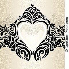 葡萄酒, 婚禮, 牆紙, 金