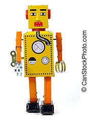葡萄酒, 玩具机器人