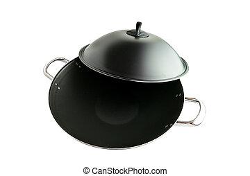 蓋子, 鐵鍋