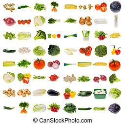 蔬菜, 彙整, 巨大
