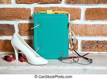 薄, 鞋子, scrapbooking, 陶器制法, 做
