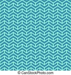 藍色, 网, pattern., seamless, 圖樣, 人字形, 幾何學, design.