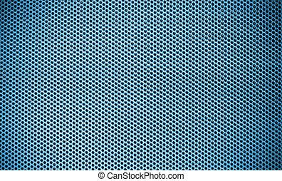 藍色, 鋼, 屏幕, 結構, 濾網, 背景