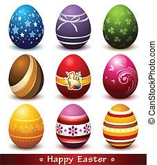 蛋, 復活節, 彙整