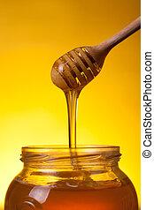 蜂蜜, 流動