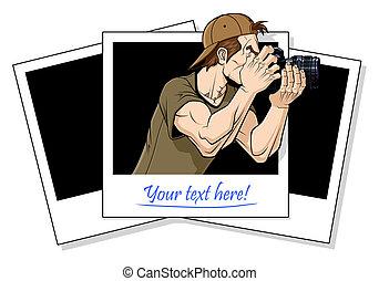 行動, 攝影師