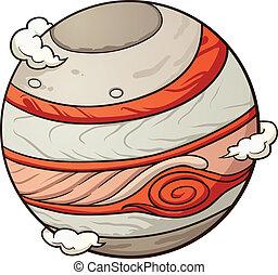 行星, 木星