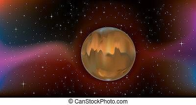 行星, 火星