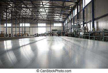 表, 錫, 生產, 金屬, 大廳
