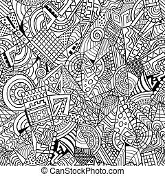 裝飾樣式, 幾何學, 摘要