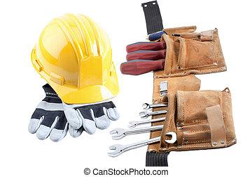 設備, 建設