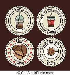 設計, 咖啡