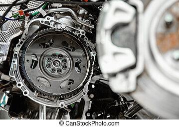 調速輪, 汽車, 自動, 傳輸