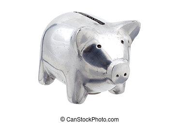豬一般的銀行