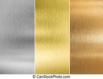 質地, 金, 金屬, 高, 銀, 質量, 青銅