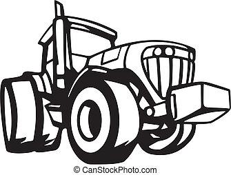 車輛, 農業