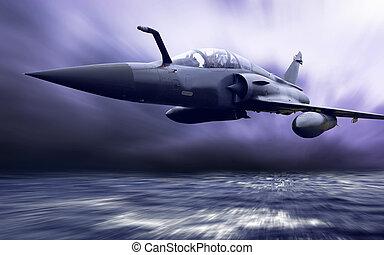 軍事, airplan, 速度