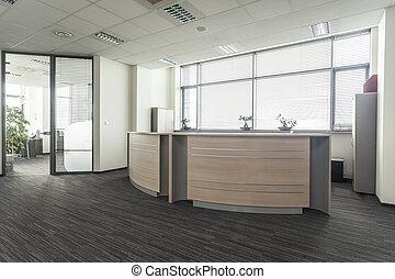 辦公室, 招待會